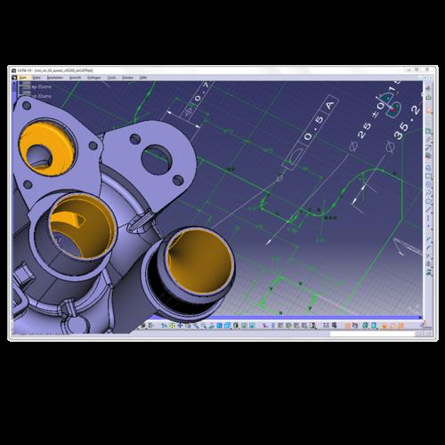 Feature Based Conversion Coretechnologie